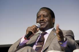 Raila Odinga lands new job