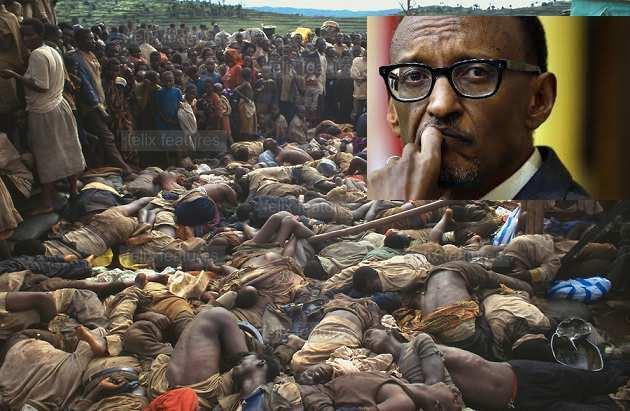 Umutwe w'interahamwe witwa INTORE HAMWE mu myitozo yo gukora genocide!!!