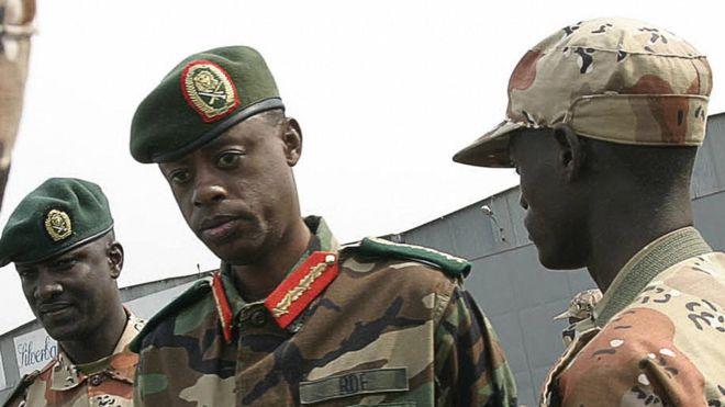 Umwakagara atinya ubuhanuzi,Gen.James Kabarebe iyo atamukuraho ngo yaragiye kumwivugana!!!