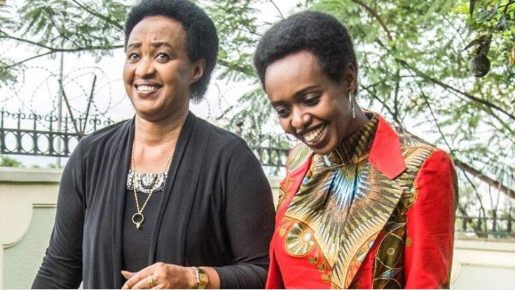Abega bagiye guhumanya Adeline Rwigara bamuteze kurwara URUSHWIMA!!!
