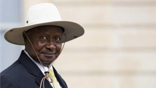 America yongeye kwimika Museveni kugirango akureho Umwakagara