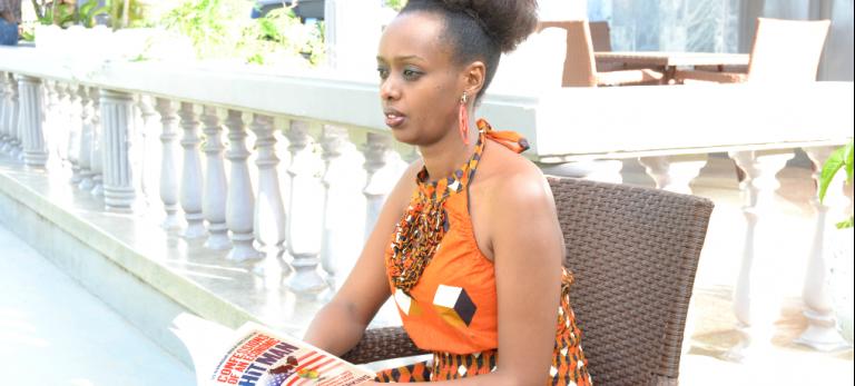 Uwiteka yantumye kuri Hon.Shima Diane Rwigara