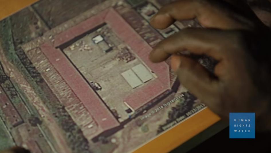Interview: Rwanda's Street Children Locked up, Abused
