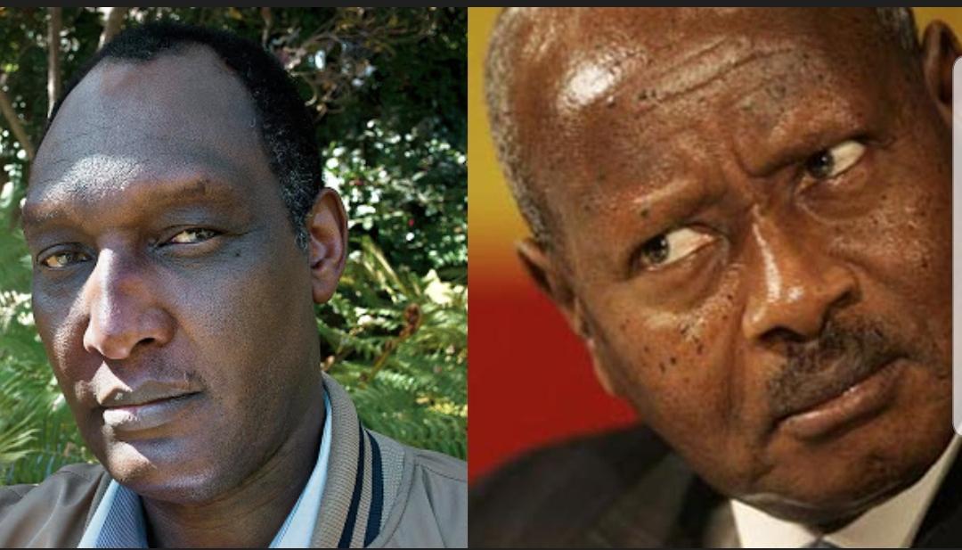 Museveni azura akaboze imbere y'Uhoraho Uwiteka Imana Nyiringabo!!!